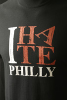 i hate philly t-shirt